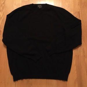 Men's cashmere navy never worn sweater